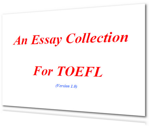 essay writing topics for toefl