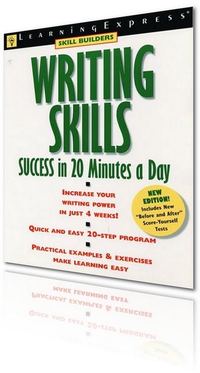 Ebook Writing Skills Success In 20 Minutes A Day Soalujian Net