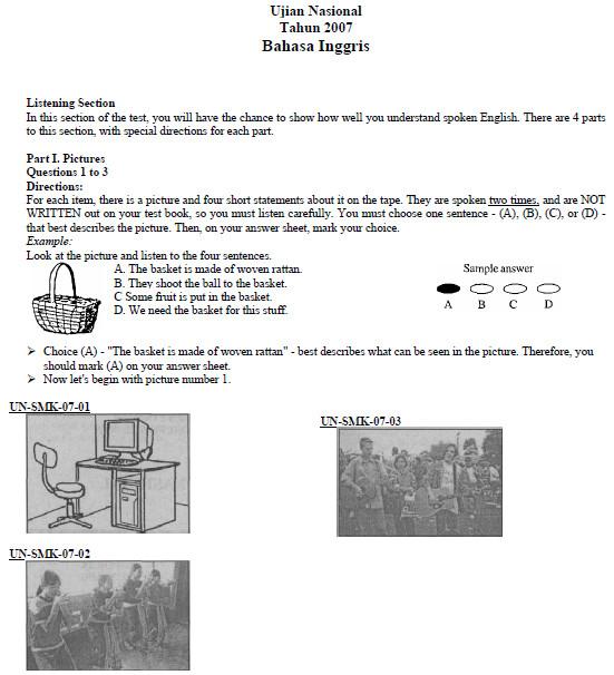 Kumpulan Soal Soal Latihan Penjas Kelas 1 Sampai Kelas 6