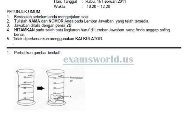 Index of wp contentuploads201203 soal tryout ujian nasional smp 2011 630x380g ccuart Images