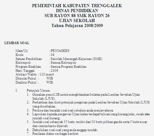 Hot Download Soal Soal Tes Masuk Ipdn